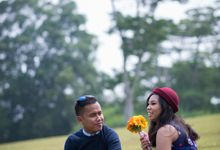 Hisham & Farah PreWedding by Foto Fhantom