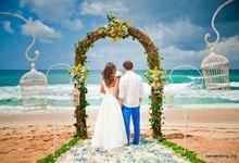 Sawangan Beach Wedding by BaliWedding