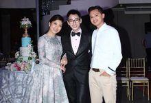 Hosted Weddings by Max Tiu