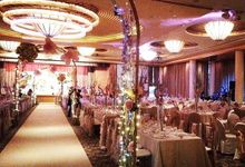 Yvonne and Lee Heng's Wedding Dinner at Ritz Carlton, Singapore by ShiLi & Adi