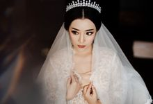 Holy matrimony of Wijaya & Veronica by LV photography