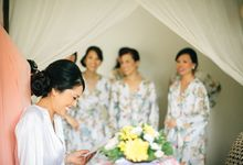 Wedding Thu & Richard on 03 March 2014 by The Organiser Bali