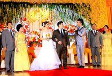 MC Anton & Hera Wedding at Hongkong Garden by MC Rendy Rustam