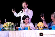 Wedding of Andrew & Sintya by THL Photography