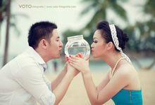 Prewedding by Susanti Wang Make Up Artist