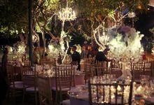 Nature's Elegance by Tea Rose Wedding Designer