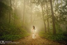 THE PREWEDDING TYAN + MIRA by DuaSudut Photography