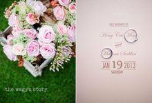 Cai Ming & Meliana's Wedding by The Wagyu Story