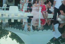 Ezra & Amanda Lounge Style Wedding by Dekor Indonesia
