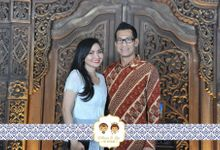 Pernikahan Dhani & Lia by Kalandra Gallery