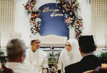 Khansa & Kevin by ProjectDEA Wedding Planner