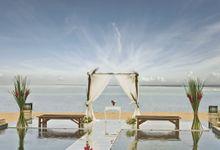 Over Water Wedding by The Sakala Resort Bali