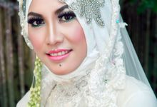 The Wedding Of Munawaroh & Ady by VC Photography smi