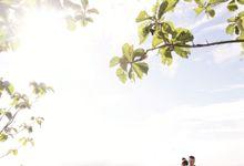 Prewedding imogiri by Maroon photos