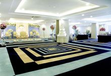 Wedding decoration by GRAND PACIFIC HOTEL