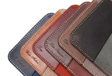 Stella & Andre - Leather Passport Cover by Rove Gift
