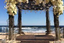 rustic wedding by BALI SAINT FLORIST&wedding decoration