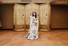 Bride by Maria Clara Gabriela Couture
