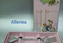 Cutlery Set by Alleriea Wedding Gifts