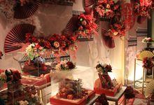 MC Sangjit Li Feng Mandarin Hotel Jakarta - Anthony Stevven by Anthony Stevven