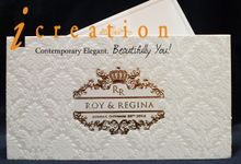 Past Invitation Project by Icreation