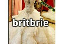 WEDDING DRESS by Britney Bride Galeri