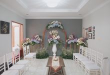 Engagement Decoration by CITTA Wedding