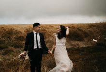 Bridal bouquet by Fior D'Amor