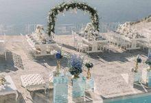 Hydrangea Blossoms Invitation by PurityCard