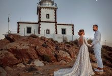 This is a wedding story about a beautiful couple in an incredible corner of the earth. The newlyweds have chosen a beautiful place to hold their weddi by Miller Photography