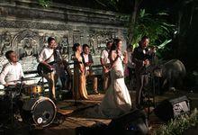MC Wedding Plataran Cilandak Jakarta - Anthony Stevven by Anthony Stevven