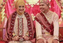 SAFIRAH & AGSAL - AKAD NIKAH by Promessa Weddings