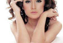 Flawless look by JM Bridal & Salon