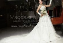Venue: Grand Serpong Hotel by Magdalena Young Bridal