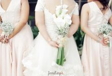 Tessar & Feni | Wedding Day by FARRAH ANG PHOTOGRAPHY