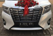 Halim & Dian Wedding 27 October 2019 by Velvet Car Rental