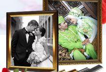 CETAK KANVAS WEDDING by INNOFOTO FRAME & GIFT