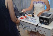 The Wedding of Ferlix & Yovita (Nov 29, 2014) by Bukutamudigital