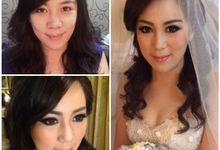 Make up by SCHON Make Up