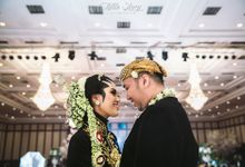 Dhea & Nino Wedding by Little Story Photo