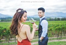Prewedding - Ivan & Viena by Keziah Shierly Makeup Artist