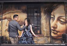 Prewedding - Enrico & Fennylita by Keziah Shierly Makeup Artist