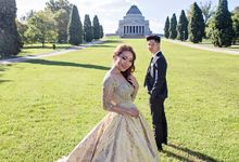 Prewedding - Feren & Jilly by Keziah Shierly Makeup Artist