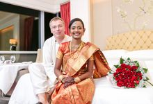 Stephen & Malini by Alangkaar Bridal Studio