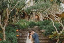 Lovely Bulgari Wedding of Fiona and Gary by Terralogical