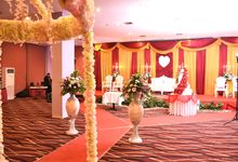 The Wedding of Cristina and Melvin by Fame Hotel Gading Serpong