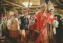Anditya & Sandra  Wedding by Bantu Manten wedding Planner and Organizer