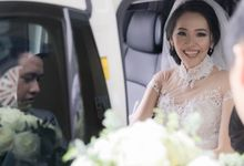 Beautiful Wedding by Priority Rent car
