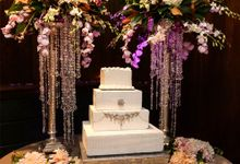 Cakes by Casablanca Bridal And Tuxedo