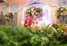 The Wedding of Ferdi & Asri by Neo ScotLIGHT Management